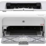 Описание принтера HP LaserJet Pro P1102