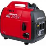 Обзор бензогенератора Honda EU20i