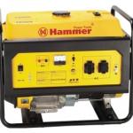 Обзор бензогенератора HAMMER GNR 5000 А