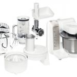 Описание кухонного комбайна Bosch MUM 4856