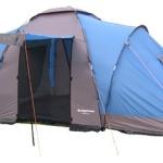 Описание палатки NORDWAY TWIN SKY 4