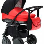 Обзор коляски для новорожденных Tutis Zippy New (2 в 1)