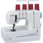 Описание распошивальной машины Janome CoverPro 1000CP (CoverPro II)