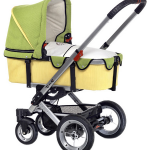Обзор коляски для новорожденных Hartan VIP XL