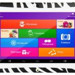 Описание планшета TurboPad MonsterPad