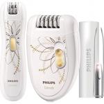 Описание эпилятора Philips HP 6540