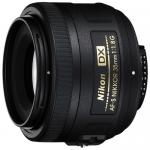 Описание объектива AF-S DX NIKKOR 35mm f