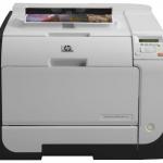 Описание принтера HP Laserjet Pro 400 Color M451nw