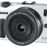 Описание фотоаппарата Canon EOS M Kit
