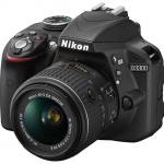 Описание фотокамеры Nikon D3300 Kit