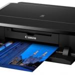 Описание принтера Canon PIXMA iP7240