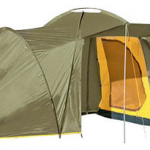 Описание палатки Alaska Cosmo 6
