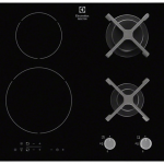 Описание плиты Electrolux EGD 6576 NOK