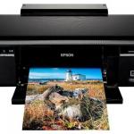 Описание принтера Epson Stylus Photo P50