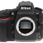 Описание фотоаппарата Nikon D810