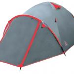 Описание палатки Tramp MOUNTAIN 3 Alu