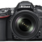 Описание фотоаппарата Nikon D7100