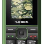 Описание телефона TeXet TM-509R