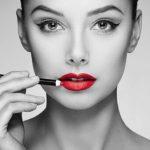 Какой макияж сделать под красную помаду