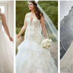 Топ-7 невероятных брендов свадебных платьев для полных невест