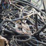 Особенности переработки силового кабеля