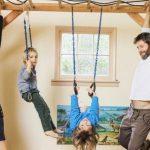 Лучшие шведские стенки для детей и взрослых