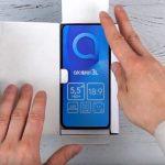 Обзор смартфона Alcatel 3L 5034D