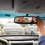 Чем и как приклеить зеркало заднего вида к лобовому стеклу