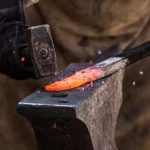 Станки для холодной ковки Blacksmith ручные и электрические