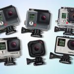 Лучшие экшен-камеры компании GoPro