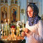 Молитва при родах для рождения здорового ребенка