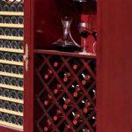Самые популярные модели винных шкафов в 2019 году