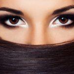 Какой макияж сделать для карих глаз