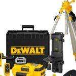 Лучшие нивелиры и лазерные уровни фирмы DeWALT