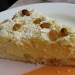 Пирог с творогом простой рецепт