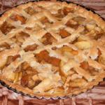 Пирог с тыквой и яблоками рецепт