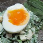 Салат из щавеля свежего рецепты_2
