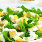 Салат с рукколой рецепты с фото простые и вкусные