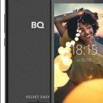 Обзор смартфона BQ-5300G Velvet View достоинства и недостатки