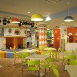 Лучшие кафе и рестораны с детской комнатой в Новосибирске