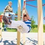 Популярные детские площадки Омска в 2019 году