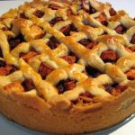 Пирог с яблоками рецепт с фото пошагово в духовке