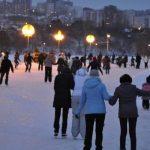 Рейтинг лучших мест для катания на коньках в Уфе