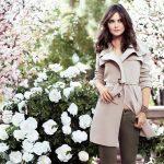 Модные женские пальто тенденции весна 2019