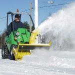 Снегоуборочная машина для дома – выбор по параметрам