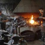 Холодная ковка металла оборудование, инструмент, элементы
