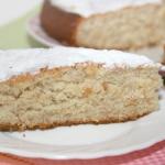 Пирог банановый в духовке рецепт