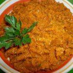 Рецепт кабачковой икры с майонезом и томатной пастой