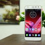 Обзор смартфона Motorola Moto Z2 Play 64GB