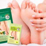 Маска носки для ног отшелушивающая в домашних условиях